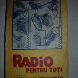 ING.M.KONTESCHWELLER (dedicatie/semnatura) RADIO PENTRU TOTI