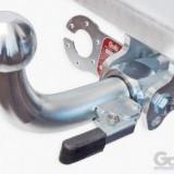 Carlig remorcare demontabil automat pentru Hyundai i10 2008-