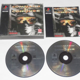 Joc consola Sony Playstation 1 PS1 PS One - Command & Conquer