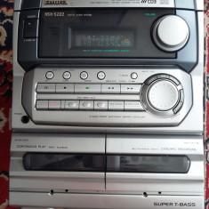 COMBINA AUDIO AIWA NSX-S222 . MADE IN JAPAN