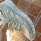Adidasi Nike Free RUN2 - Adidasi dama Nike, Marime: 40, Culoare: Alb