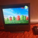 TV LCD 17 INCH SAMSUNG - Televizor LCD Samsung, Sub 19 inchi, Scart, VGA