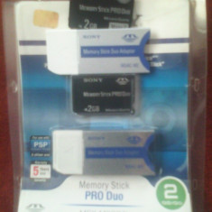 Card memorie sony - Card Memory Stick Pro Duo