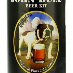 John Bull Brown Ale 1.8 kg - kit pentru bere de casa 23 litri, Bruna