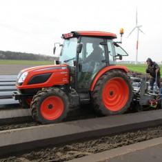 Tractor nou, 4x4 de 45CP cu Cabina Deluxe Kioti NX4510C - Utilitare auto