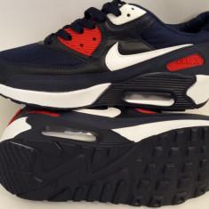 Adidasi NIKE Barbati air max BAR - Adidasi barbati Nike, Marime: 41, 42, 43, 44, Culoare: Din imagine, Textil