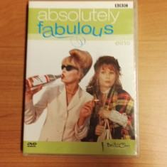 Film DVD Absolutely Fabulous Germana - Film comedie, Altele