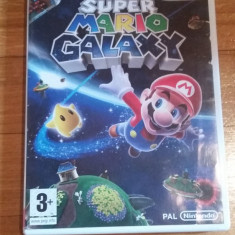 JOC WII SUPER MARIO GALAXY ORIGINAL PAL / by DARK WADDER - Jocuri WII Altele, Arcade, 3+, Single player