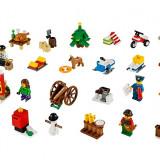 Calendarul de advent LEGO City 2014 (60063)