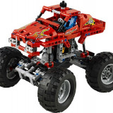Camion gigant (42005) - LEGO Cars