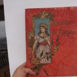 Volum de versuri de Eberhard,intitulat,Hannchen und die Kuchlein.6 heliogravuri.