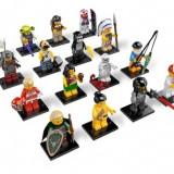 Minifigurine LEGO seria 3 - LEGO Minifigurine