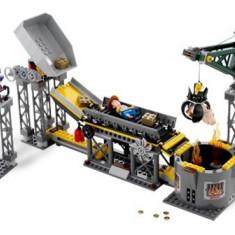 Evadare din centrul de reciclare (7596) - LEGO Technic