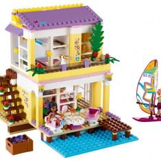 Casa de pe plaja a Stephaniei (41037) - Jocuri Seturi constructie