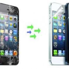 Gevey SIM - Inlocuire Geam Sticla iPhone 6 Negru