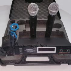 Microfon Shure Incorporated - Set microfoane profesionale Shure fara fir