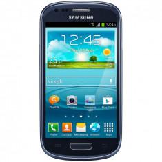 Telefon Samsung - Samsung Galaxy S3 Mini i8200 Value Edition, albastru