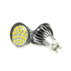 Bec / LED - Bec economic spot GU10 XF 24 SMD 3W
