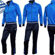 Trening barbati Diadora, Poliester - Trening barbat Diadora Blue - trening original - treninguri barbati
