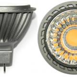 Bec/neon - Civilight Haled95 DMR16, GU5.3, putere 10 W, 500 lumeni