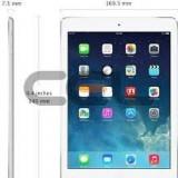 Ipad Air 16gb wi-fi silver, grey nou nouta sigilata 12luni garanti!PRET:1250lei - Tableta iPad Air Apple, Argintiu