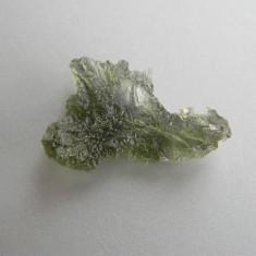 Tectita - MOLDAVIT (M1) - Fosila roca, Naturala