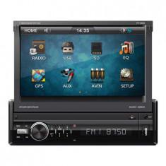 CD Player MP3 auto - RADIO PLAYER 1 DIN 7 INCH GPS DVB-T BT PY