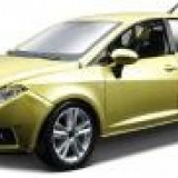 Seat Ibiza - verde metalizat - 1:24 - Macheta auto