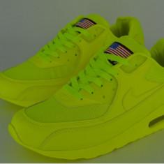 Adidasi barbati Nike, Textil - Adidas Nike Air Max