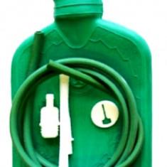 IRIGATOR cauciuc 3in1 - Nr.2 - 2 litri -Termofor, clisma, irigator anal/vaginal