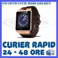 CEAS Smartwatch 4P-Touch DZ09 AURIU - CU FUNCTIE GSM TELEFON, TOUCHSCREEN - GARANTIE 1 AN
