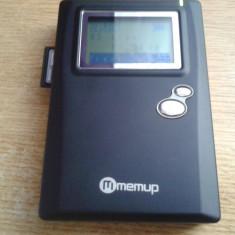 XDRIVE III MEMUP MULTIFUNCTIONAL TRANSFER DATE DE PE ORICE CARD IN HDD EXTERN, Sub 100 GB, Rotatii: 4200, 2.5 inch, 2 MB