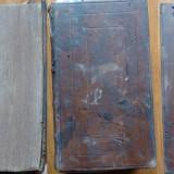 9 volume in coligat, 1084 pagini in total legatura integral piele, 1709 - Carte Editie princeps