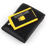 Cablu de incarcare MicroUSB ultraportabil, format card bancar, pentru Allview P5 Quad