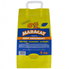 Pisica - MARACAT NISIP 5KG