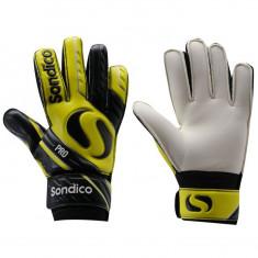 Echipament portar fotbal, Copii - Manusi Portar Sondico Pro Gloves Junior - Originale - Anglia - Marimile 4, 5, 6