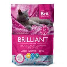 Pisica - Brit nisip silicat 7.6 l