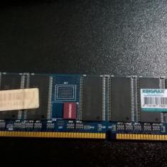 Memorie RAM Kingmax, DDR, 1 GB, 400 mhz - RAM 1gb DDR1 400mhz Kingmax MPXD42F-D8KT4B