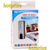 TV-Tuner PC, DVB-C, USB, Extern (necesita PC) - Tuner TV Extern NOU Digital UPC, Rcs Rds, USB DVB-C -T-T2 DVBC DAB HDTV Radio FM
