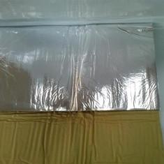 Insonorizant aluminiu 1.4 x 1m cu adeziv - Antifonare auto