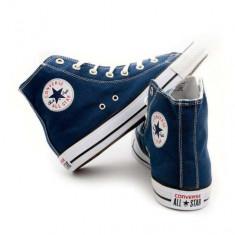 Gheata Converse All Star - Tenisi barbati Converse, Marime: 36, 37, 38, 39, 40, 41, 42, 43, 44, Culoare: Albastru, Textil