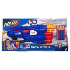 Pistol de jucarie Hasbro - Nerf Blaster Dual Strike