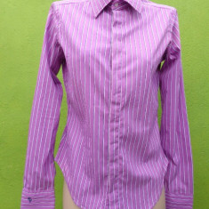 Camasa Ralph Lauren extrem slim fit - Camasa dama Ralph Lauren, Marime: M/L, Culoare: Din imagine, Maneca lunga, Universala, Bumbac