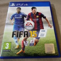 Joc Fifa 15, PS4, original, alte sute de jocuri! - Jocuri PS4, Sporturi, 3+, Multiplayer