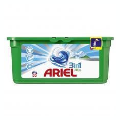 ARIEL Detergent gel capsule Pods Alpin 30*29.9ml