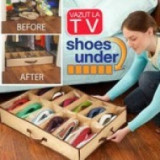 Organizator pantofi - Shoes Under - Pantofar hol