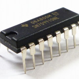 SN754410NE Quad Half H-Bridge driver MOSFET Dual Motor Driver pt. Arduino AVR