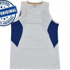 Maieu dama Reebok Athletic - maieu original - maieu sport - tricou tenis - Maiou dama Reebok, Marime: M, Culoare: Alb