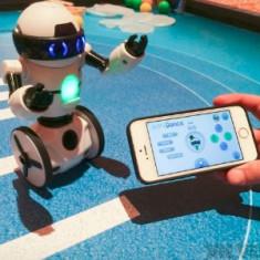 Robot de jucarie MIP - Roboti de jucarie WowWee, 0-12 luni, Plastic, Unisex