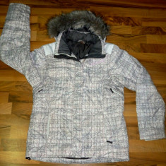 Imbracaminte outdoor Salomon, Geci, Femei - Geaca dama SALOMON pene puf dama M cred L ski pufoaica transport inclus